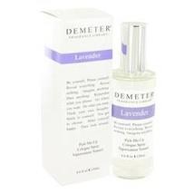 Demeter Lavender Perfume By Demeter 4 oz Cologne Spray For Women - $31.30
