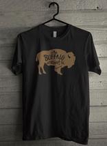 Buffalo Ranch Kansas Men's T-Shirt - Custom (139) - $19.12+