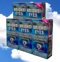 Ethos Endymion Bright Eyes NAC Eye Drops for Cataracts 5 Boxes - $301.97