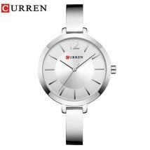 CURREN Fashion Women Dress Wristwatch Ladies Watch   Women Bracelet Watches Full - $51.12