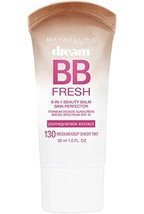 Maybelline Makeup Dream Fresh BB Cream, Medium/Deep Skintones, BB Cream ... - $8.97