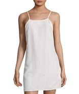 Onia Sasha White Eyelet Swimsuit Coverup Dress Extra L NWT Large XL - $80.00