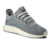 Adidas Tubular Shadow Gray White GS Junior Kids Size 4.5 Sneakers BB6749 - $47.95