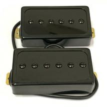 Black Replacement Artec Pickup Set - P90 & Humbucker Size Set of 2 - $38.60