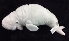 "Disney Store Pixar Finding Dory Bailey Whale Plush Stuffed Animal 18"" Re... - $38.62"