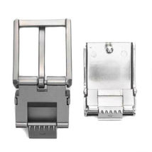 Calvin Klein CK Men's Reversible Leather Buckle Belt 3 Piece Gift Box Set 74306 image 5