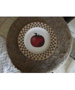 Block Country Orchard-Apple salad plate 1 available - $2.38