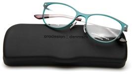 NEW PRODESIGN DENMARK 1506 c.9532 Green EYEGLASSES GLASSES 49-17-135mm - $127.24