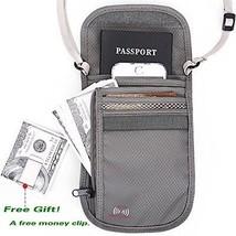 Passport Wallet - Passport Holder - Travel Wallet With RFID Blocking Fo... - $20.37