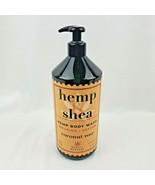 Home and Body Co Hemp & Shea Body Wash Coconut Rose 32oz - $32.95