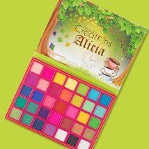 Beauty Creation 35 color Alicia eyeshadow palette - $21.77