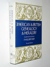 American & British Genealogy & Heraldry; a Selected list of Books biblio... - $58.41