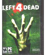 Left 4 Dead (PC, 2008)  - $7.95