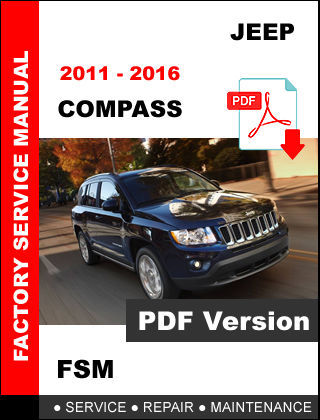 jeep compass 2011 2012 2013 2014 2015 2016 and 50 similar items rh bonanza com 2018 Jeep Compass Manual Jeep Compass Repair Manuals