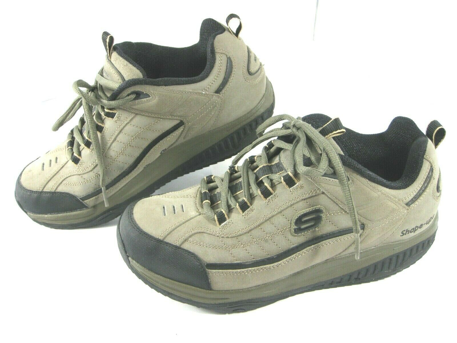 SKECHERS Shape Ups XT 52000EW Mens Athletic Walking Sneakers Shoes Size 9.5 PBL