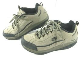 SKECHERS Shape Ups XT 52000EW Mens Athletic Walking Sneakers Shoes Size 9.5 PBL image 1