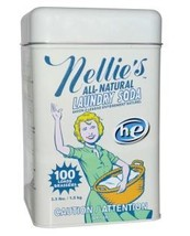 Nellie's All-Natural, Laundry Soda, 100 Loads, ... - $32.99