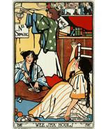 Vintage POSTER.Stylish Graphics.No Smoking Discret Sign.Room Decor.637 - $10.89+