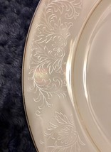 """Embassy China Touch Of Gold 10 3/8"""" Dinner Plat... - $25.23"""