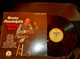 Boots Randolph Yakety Sax SLP 1800 + 12 Monster Sax Hits AA-192004 Vintage Colle image 2
