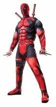 Rubies Deadpool Fiber Filled Deadpool Movie Cosplay Marvel Halloween Cos... - $47.41