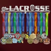 Lacrosse Medal Hanger Display - $45.69