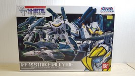 Macross 1/100 VF Hi-Metal VF-1S STRIKE VALKYRIE ROY FOKKER CUSTOM figure... - $225.39