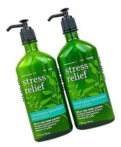 BATH & BODY WORKS Aromatherapy Stress Relief -Eucalyptus & Spearmint Tra... - $12.50