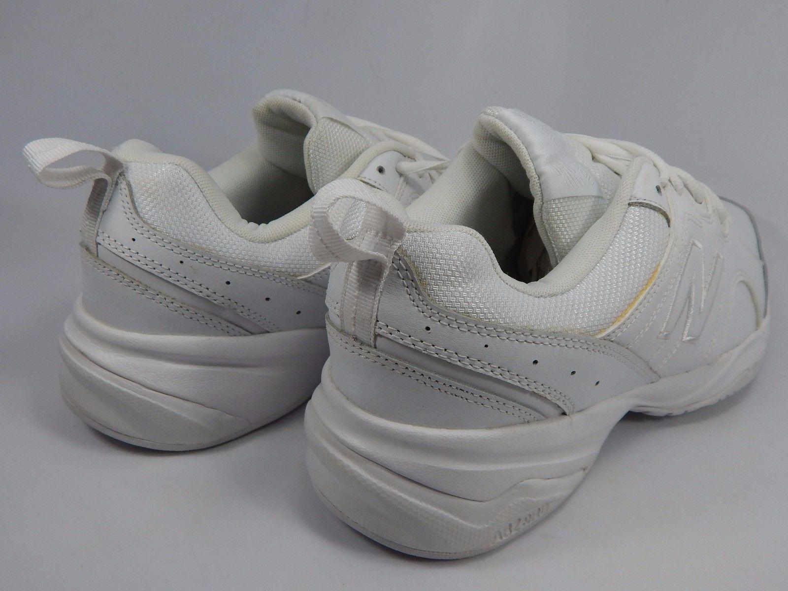 New Balance 609 v3 Mens Training Shoes Size 10.5 M (D) EU 44.5 White MX609AX3