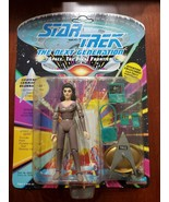 Playmates Star Trek The Next Generation action figures Lt Deanna Troi - $14.80