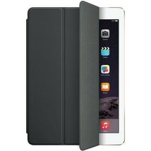 "Apple Smart Cover iPad Air /Air 2 Durable Flip Cover - Black 9.7"" MGTM2ZM/A OEM - $23.36"