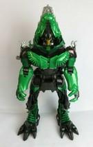 "Transformers GRIMLOCK Stomp & Chomp Hasbro Green 20"" Figure  - $37.00"