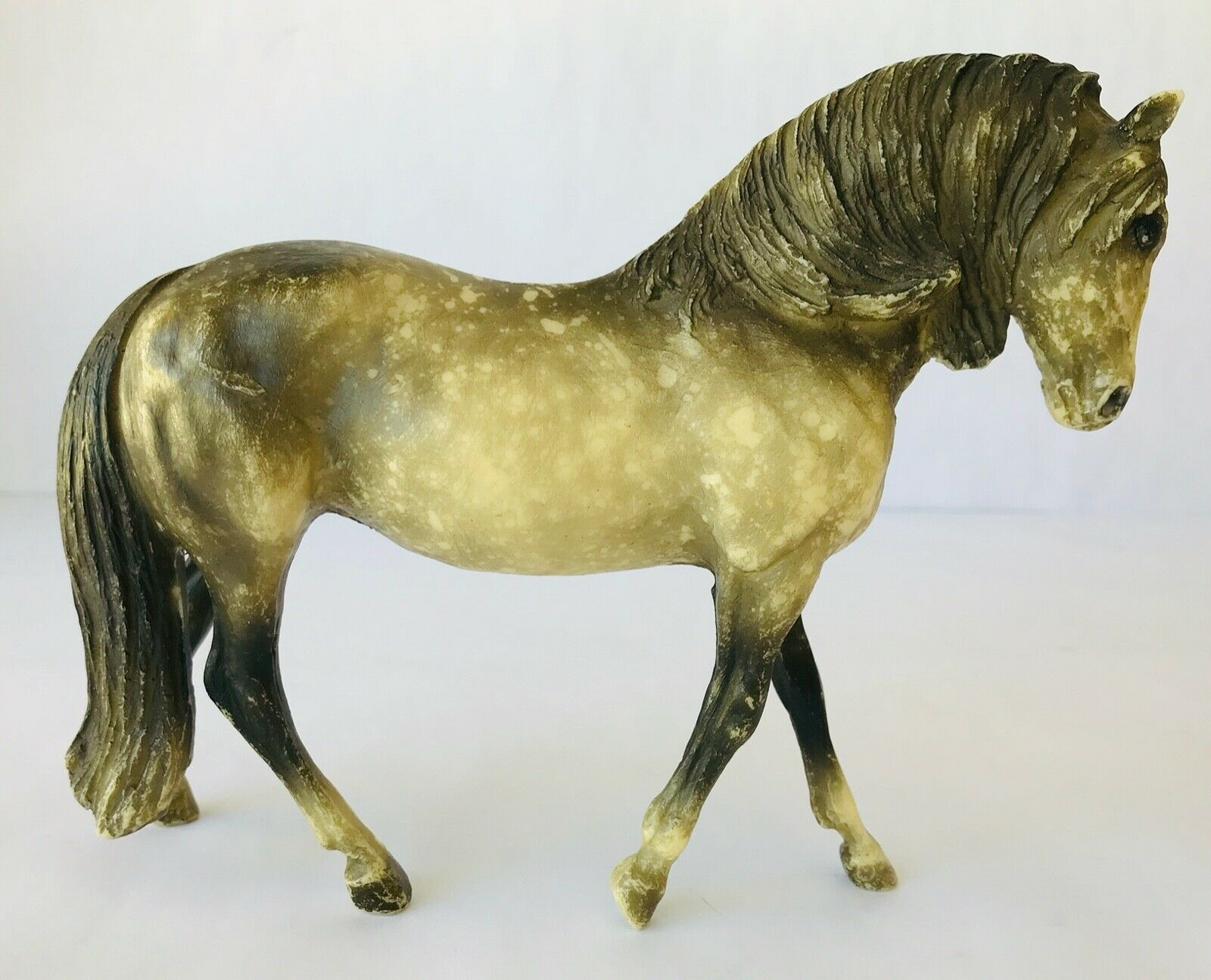 Primary image for Breyer Classic Model Horse 8925 Andalusian Mare Dapple Grey 1996