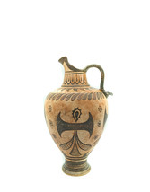 Minoan Jag Museum Replica Double Axe Greek Pottery Knossos Art Crete Greece - $138.00