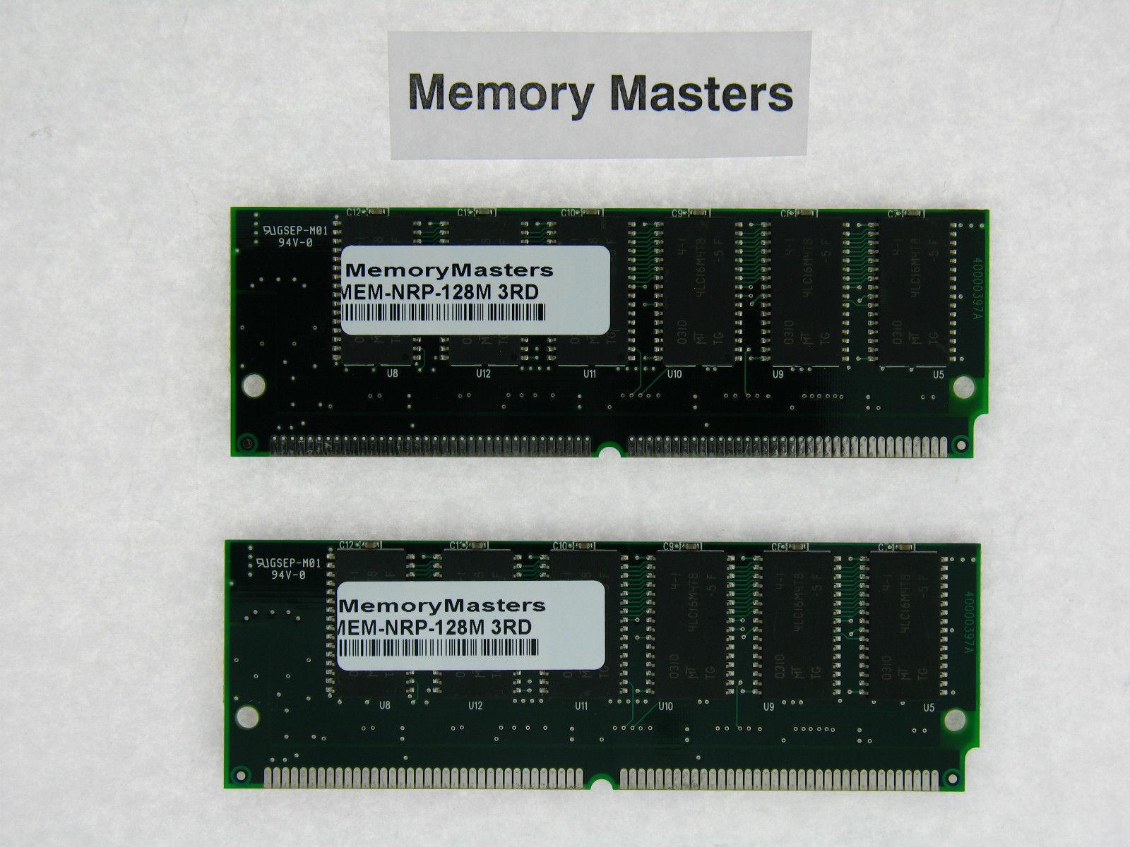 MEM-RSP8-256M 256MB  2X128MB DRAM Memory Cisco RSP8 7500