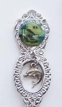 Collector Souvenir Spoon Australia Carnarvon The Fascine Bay WA Dolphin ... - $12.99