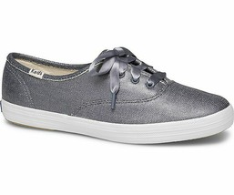 Keds WF58939 Women's Shoes Champion Matte Brushed Metallic Blue, 9 Med - $39.50