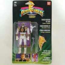 BANDAI Power Rangers Kiba Ranger Auto Transformable Figure Doll New Unop... - $199.99