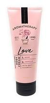 Bath and Body Works Aromatherapy LOVE - ROSE + VANILLA Body Cream 8 Ounce - $15.75