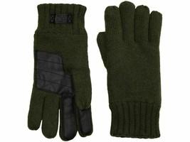 UGG Knit Gloves Eucalyptus Spray Men's w/ TECH Knit & Leather Palm Glove... - $69.00