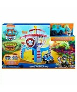 NEW PAW Patrol Chase Dino Headquarters - $85.49