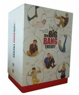 The Big Bang Theory Complete Series DVD Box Set All Seasons 1-12 New Sealed - $79.95