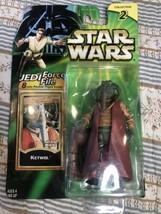 "New Hasbro Star Wars POTJ 3.75"" Ketwol Action Figure Sealed - $2.25"
