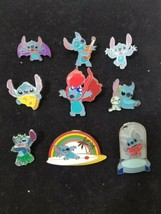 Disney Stitch Loungefly Blind Box Pin Set With Chase Complete  - $159.90