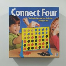 Connect Four Board Game 2002 Hasbro EUC  - $14.95