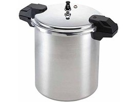Mirro 92122 22-quart Aluminum Pressure Cooker/ Canner - $130.57