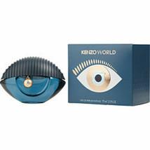 Kenzo World Eau De Parfum Intense Spray 2.5 Oz For Women - $100.06