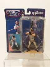 1998 Starting Lineup Sports Superstar Collectibles Andres Galarraga NEW - $6.65