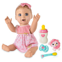 New in Box Luvabella Interactive Doll - Blonde Fast Ship Speaks English ... - $119.96
