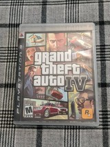 Grand Theft Auto IV (PS3, PlayStation 3, 2008) - $7.43